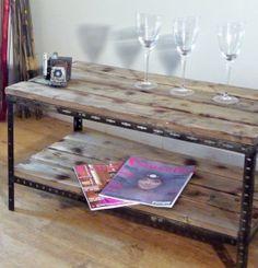 DIY Fabriquer meubles industriels tuto - Meubles et objets - Pure Sweet Home