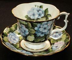 Royal Albert Bouquet Series   Hydrangea