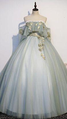 Cute Prom Dresses, Sweet 16 Dresses, Elegant Dresses, Pretty Dresses, Beautiful Dresses, Formal Dresses, Vintage Prom Dresses, Colorful Prom Dresses, Elegant Ball Gowns