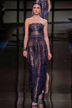 Giorgio Armani Privé – Haute Couture Spring Summer 2014