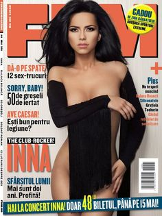 Inna - The Sexy Cover Girl Series
