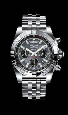 Breitling Chronomat, Breitling Superocean Heritage, Dream Watches, Cool Watches, Rolex Watches, Gents Watches, Swiss Luxury Watches, Luxury Watches For Men, Herren Chronograph
