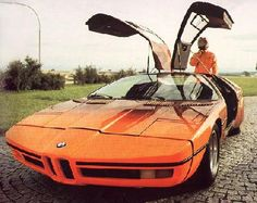 1972 BMW Turbo Prototype #cars #coches #carros