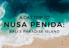 Taking a Day Trip to Nusa Penida: Bali's Paradise Island :https://www.travelalphas.com/day-trip-to-nusa-penida-from-bali/