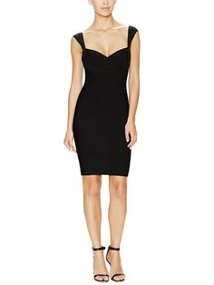 Abrielle Sweetheart Sheath Dress from Barrow