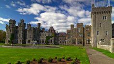 Ashford Castle, County Galway, Ireland