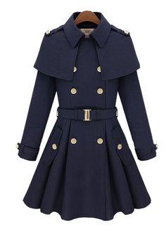 Lovely trench coat!
