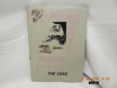 THE COVE-1990 HIGH SCHOOL YEARBOOK! RYE COVE H.S., CLINCHPORT, VIRGINIA! AS IS!
