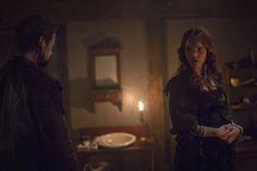 Salem - Anne Hale and John Alden