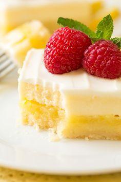 Cheesecake Lemon Bars | Cooking Classy