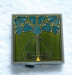 Business Card Case Or Credit Card Holder Victorian Style