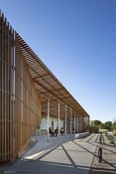 Claremont University Consortium Administrative Campus / LTL Architects: