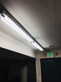 Garage lights and Emergency lights upgrade Garage Lighting, Emergency Lighting, Led, Lights, Driveway Lighting, Light Fixtures, Lighting, Rope Lighting, Lanterns