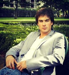 Ian Somerhalder. Great actor and person!