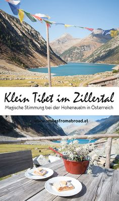 """Klein Tibet """"Hohenaualm"""" im Zillertal – Einfach ankommen und genießen – smilesfromabroad It is actually a typical Austrian mountain pasture Tibet, Europe Destinations, Places To Travel, Places To Visit, Holiday Places, Backpacking Europe, Travel And Leisure, Foodie Travel, Outdoor Travel"""