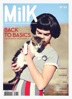 "Cover of ""Milk 43"""