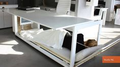 Finally! A Desk That Will Allow You to Take a Power Nap at the Office  http://thealphabrain.com/finally-a-desk-that-will-allow-you-to-take-a-power-nap-at-the-office/?utm_content=buffer6b318&utm_medium=social&utm_source=pinterest.com&utm_campaign=buffer