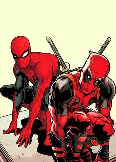 Spider-Man & Deadpool                                                       …