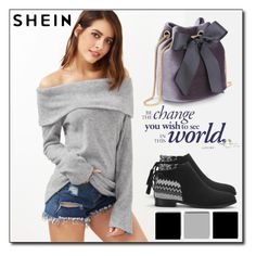 """SheIn 5 / XIX"" by ozil1982 ❤ liked on Polyvore"