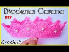 🌈Diadema Corona Tejida a Crochet | crochet headband | VINCHA - TURBANTE - TIARA❣ PASO A PASO - YouTube Crochet For Kids, Youtube, Crochet Hats, Blog, Videos, Tricot, Head Bands, Frases, Crochet Turban