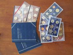 #coins U. S. Coin Collection-Lincoln Wheat Cents Books 1 & 2-$16 + face value in coins please retweet