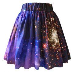 Estrellas en la ropa <3
