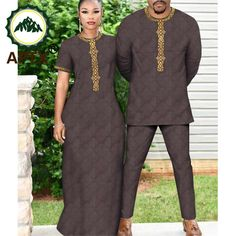 African Wear For Ladies, African Shirts For Men, African Clothing For Men, African Clothes, African Men, Couple Clothes, Men Clothes, Muslim Men Clothing, Costume Africain