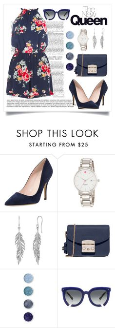 """""""Another try"""" by jennifer-allison-bulnes-apolo ❤ liked on Polyvore featuring Kate Spade, Furla, Terre Mère, Grey Ant and New Look"""