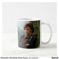 Outlander | Reclining Jamie Fraser Photograph Coffee Mug