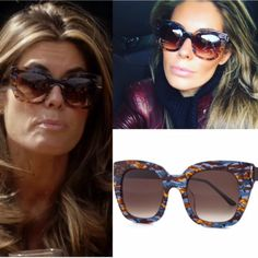 Sophie Stanbury's Sunglasses Shopping in Scotland http://www.bigblondehair.com/reality-tv/sophie-stanburys-tortise-shell-sunglasses/ Ladies Of London Fashion