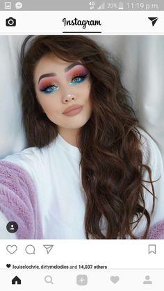Makeup Brushes For Beginners - makeup brushes Kiss Makeup, Makeup Art, Beauty Makeup, Face Makeup, Hair Beauty, Makeup Goals, Makeup Inspo, Makeup Inspiration, Make Up Looks