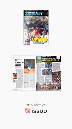 N 03 07 02 2018 Magazine n. 3 con inserto Olimpiadi invernali 2018 Tennis eea0281bddb9