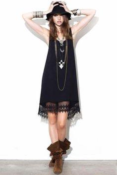 Matinee Dress