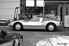 Mercedes-Benz C111 design concept