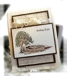 Moon Lake, Me, My Stamps and I, Stampin' Up