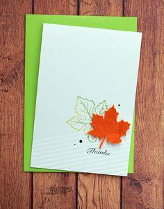 BerryCloud. Creo, ergo sum: Leaves / Card