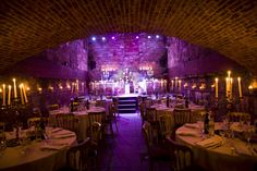 The Caves wedding venues in Edinburgh, Scotland. For more detailed venue info, just visit: http://wedding-venues-in-scotland.com/the-caves-wedding-venue-edinburgh/