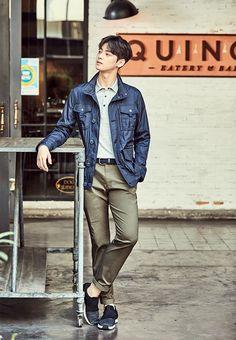 Photo )) Cha EunWoo & SeolHyun for S/S Collection of Lafuma Cha Eun Woo, Lee Dong Min, Cha Eunwoo Astro, Pre Debut, Seolhyun, Korean Actors, Korean Guys, Korean Bands, Delena