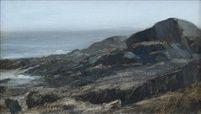 Black Rocks, Bailey Island, Maine (Sold) by Peter Bergeron