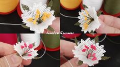 Tatting Patterns, Crochet Patterns, Lace Making, Fabric Jewelry, How To Take Photos, Art For Kids, Make It Yourself, Diy, How To Make