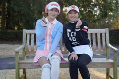 Michelle Wie, Golf Wear, Southern Prep, How To Wear, Jackets, Yahoo, Women, Style, Fashion
