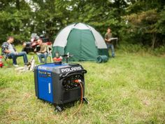 Polaris Industries Inc. (NYSE: PII) today announced the introduction of a new product line adjacency, Polaris POWER™. This introduction supports Polaris' strategy to continue driving growth through adjacencies, bringing innovative Polaris products to an entirely new product space. Three all-new digital inverter generators built for outdoor enthusiasts are the first products in the Polaris POWER line.