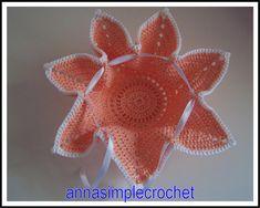 Bienvenu(e),   si vous aimez faire du crochet, voici quelques, petits, exemples de ce que je fais.