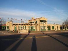 Midland Valley Station, in Muskogee, Oklahoma