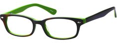 Order online, kids green full rim acetate/plastic rectangle eyeglass frames model #660824. Visit Zenni Optical today to browse our collection of glasses and sunglasses.