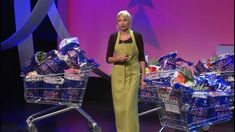 Stop wasting food: Selina Juul at TEDxCopenhagen 2012 #FoodWaste #TED