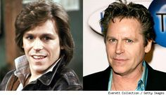 Grease Cast Then And Now