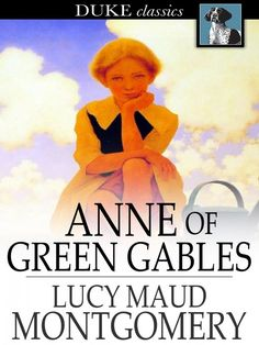 eBook Friday: Anne of Green Gables