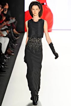 Carolina Herrera Fall 2012 RTW - Review - Fashion Week - Runway, Fashion Shows and Collections - Vogue - Vogue