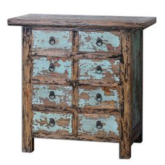 Camryn Distressed Chest